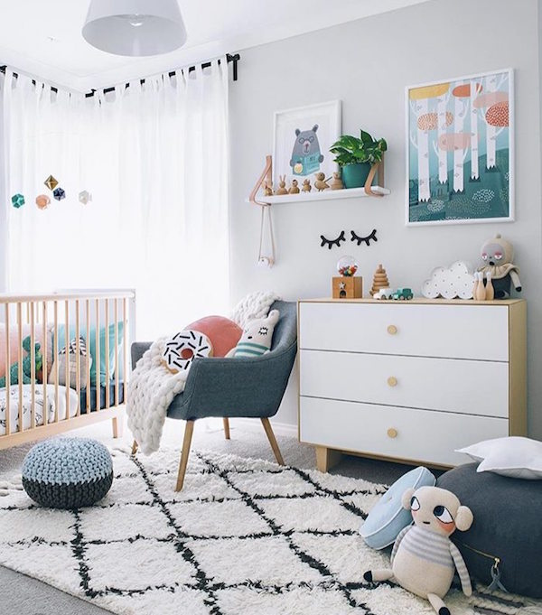 19 Adorable Ideas For Decorating Small Nursery: 10 X MAROKKAANSE KLEDEN IN DE BABYKAMER