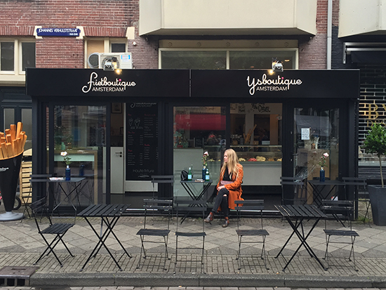 IJSBOUTIQUE & FRIETBOUTIQUE – AMSTERDAM