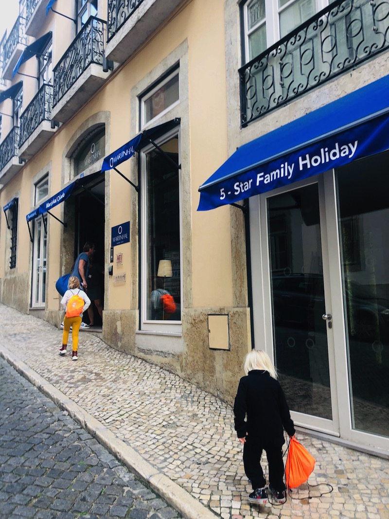 Hotel Martinhal Lissabon | CITYMOM.nl 3