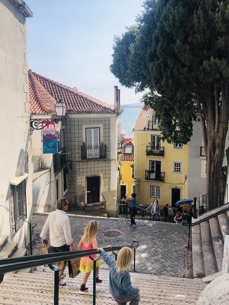 Lissabon met kinderen | CITYMOM.nl