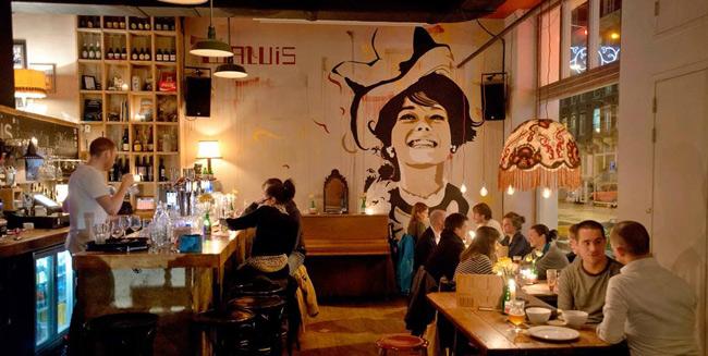Caf 201 De Walvis Amsterdam