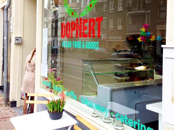 DOPHERT VEGAN FOOD & GOODS – AMSTERDAM