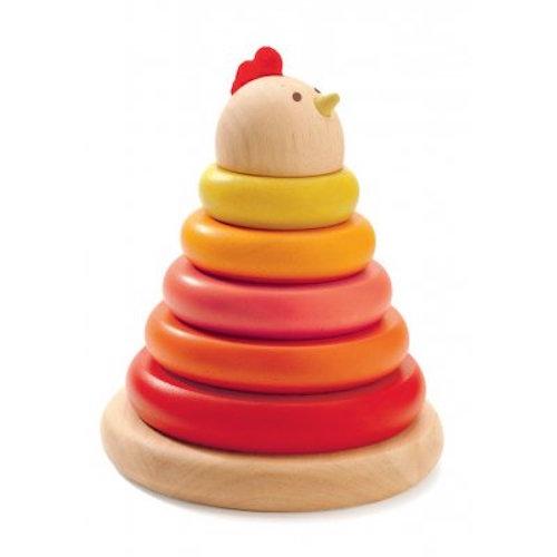 kleurrijk-houten-stapelspel