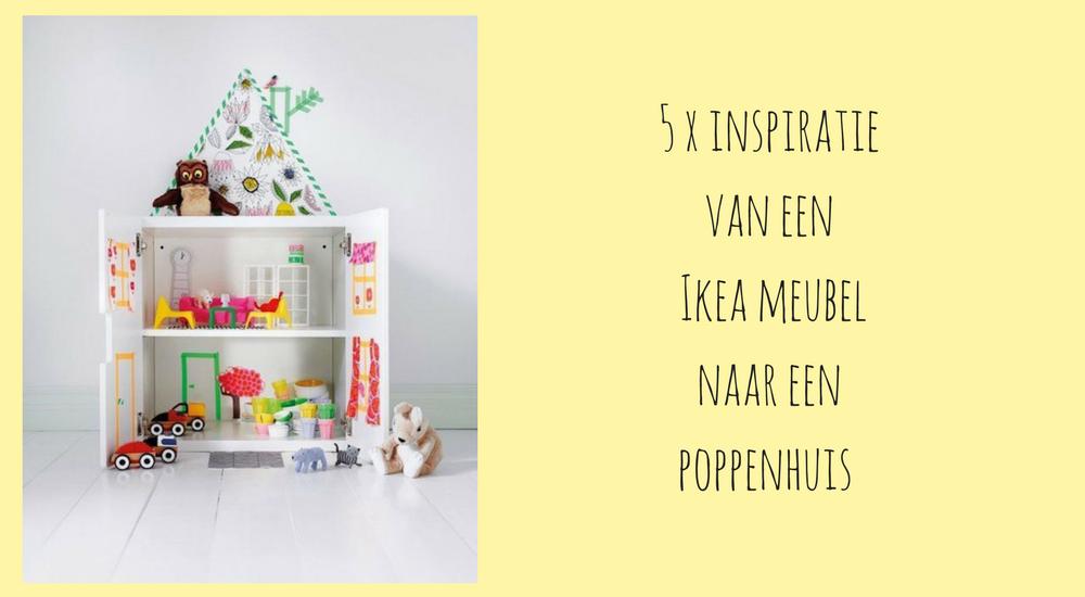 5 X Ikea Hacks Poppenhuizen