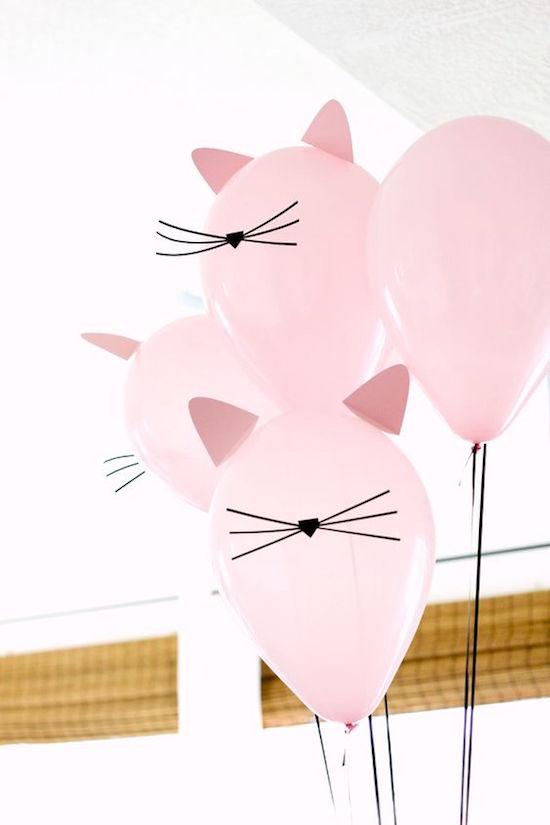 Kattenballon