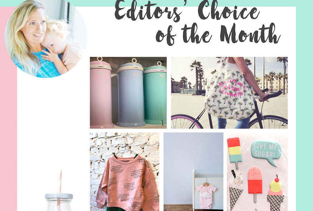EDITORS' CHOICE OF THE MONTH FEBRUARY
