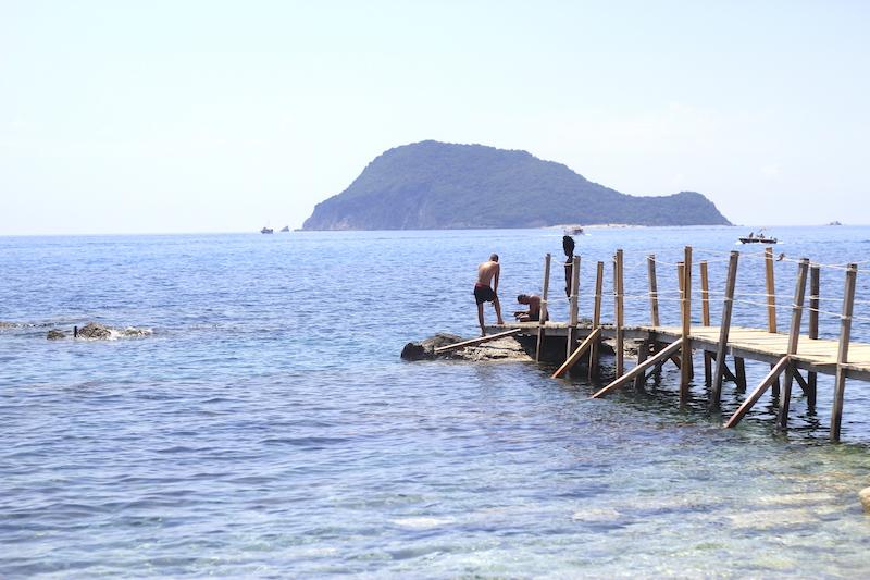 Eiland Agios Sostis 1