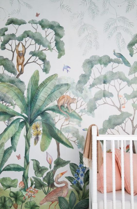 Tropical Kidsrooms