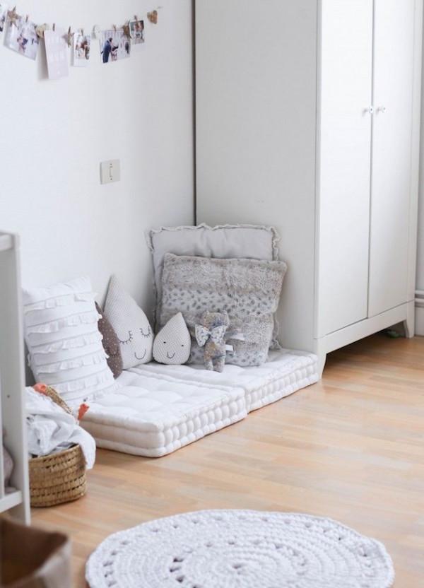 20 x gezellige leeshoekjes in de kinderkamer - Deco ouder kamer ...