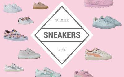 INSPIRATION SUMMER SNEAKERS FOR THE GIRLS