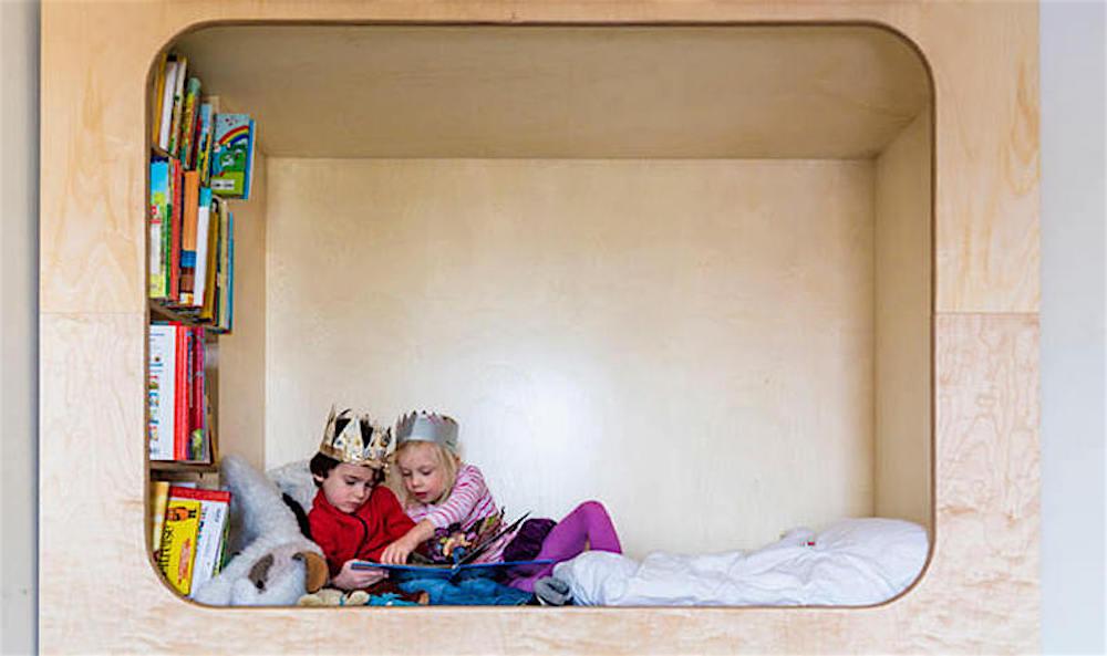20 x gezellige leeshoekjes in de kinderkamer