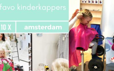 10 X DE BESTE KINDERKAPPERS IN AMSTERDAM