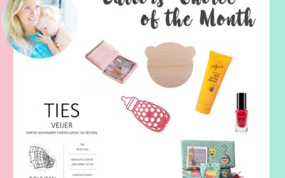 EDITORS' CHOICE OF THE MONTH MAY