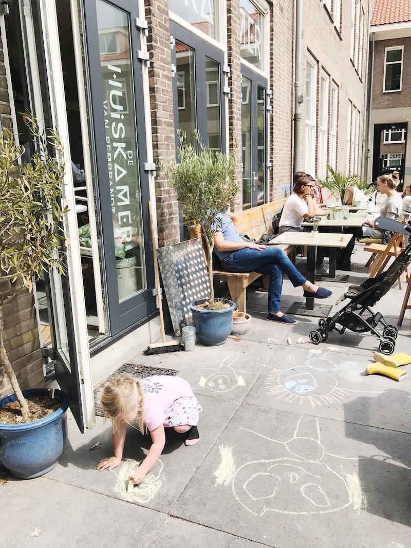 De Huiskamer van Rembrandt - Amsterdam - CITYMOM.nl 1