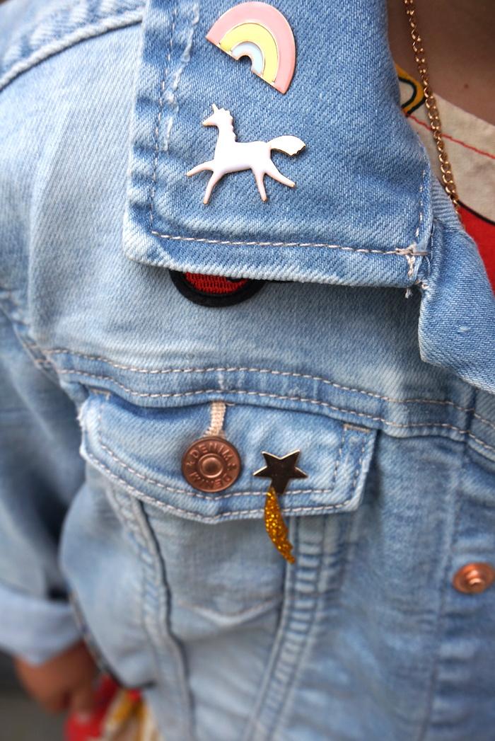 Patches op spijkerjas DIY | CITYMOM.nl 5
