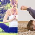 ouder en kind yoga retraite VOOR