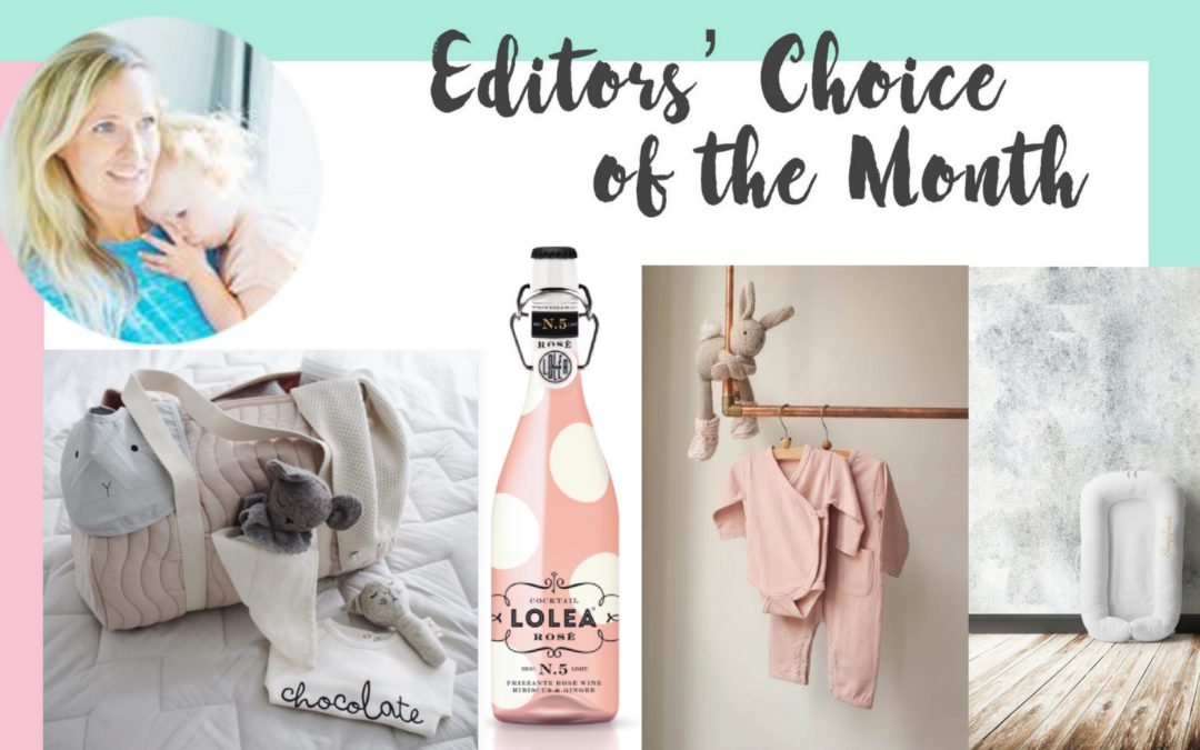EDITORS' CHOICE OF THE MONTH JULY