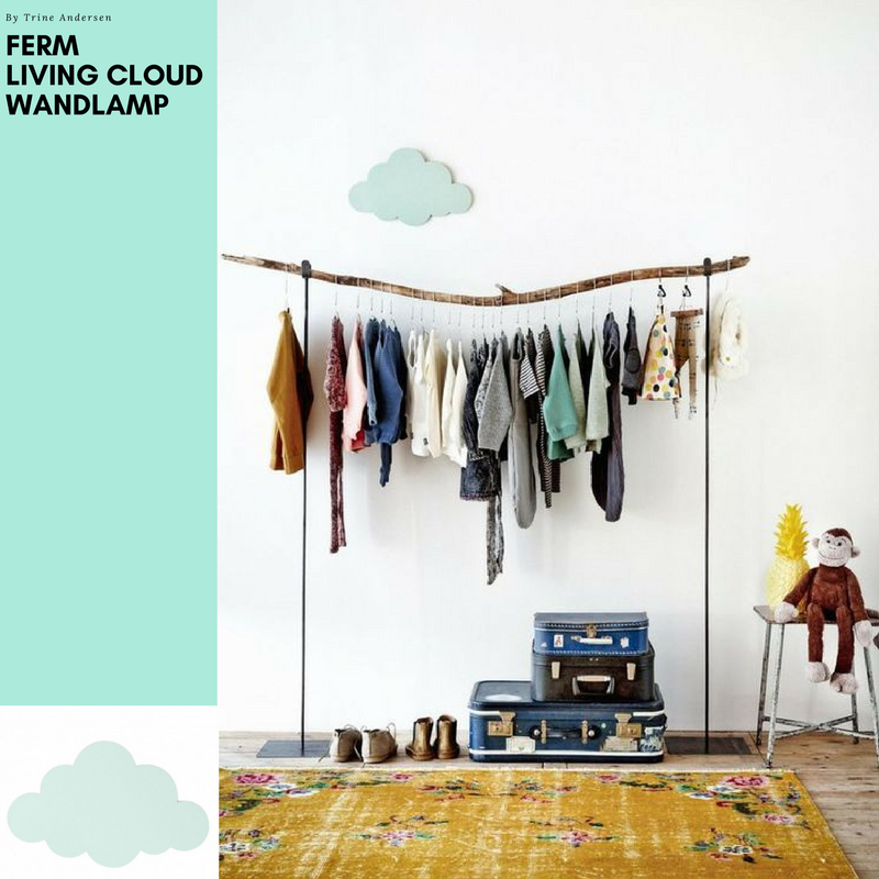 Ferm Living Cloud Wandlamp