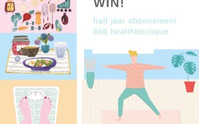 WIN EEN HALF JAAR ABONNEMENT BIJ BBB HEALTHBOUTIQUE; DE SPORTSCHOOL FOR MOMS (TO BE)