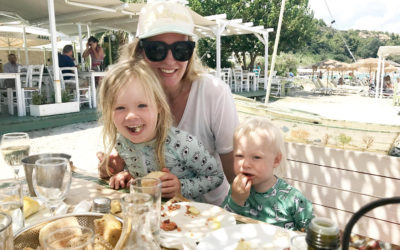 HALKIDIKI IN GRIEKENLAND; HOLIDAY HEAVEN MET DE KIDS