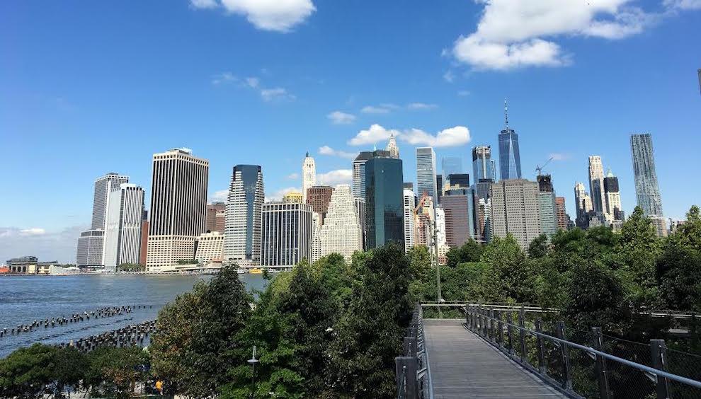 BLOG EVELIEN; WEER AAN HET WERK. HET LEVEN VAN EEN CITYMOM IN NEW YORK.