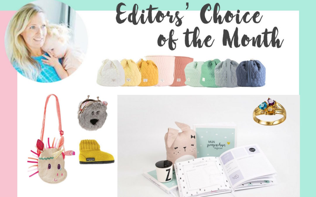 EDITORS' CHOICE OF THE MONTH SEPTEMBER