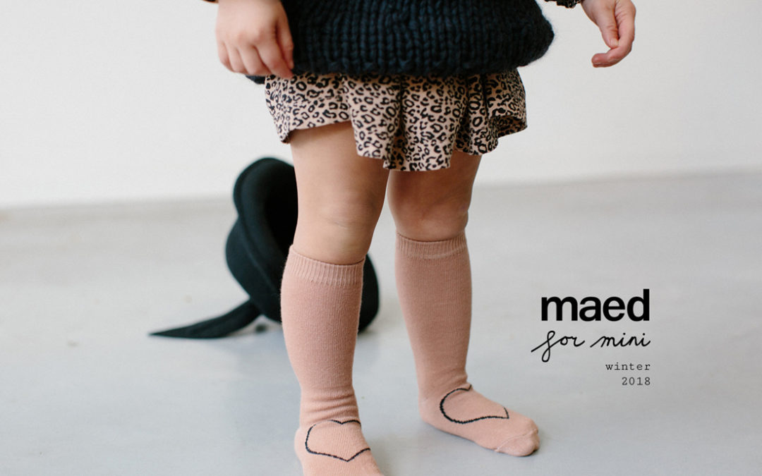 MAED FOR MINI WINTERCOLLECTIE CONCOURS D'AMOUR