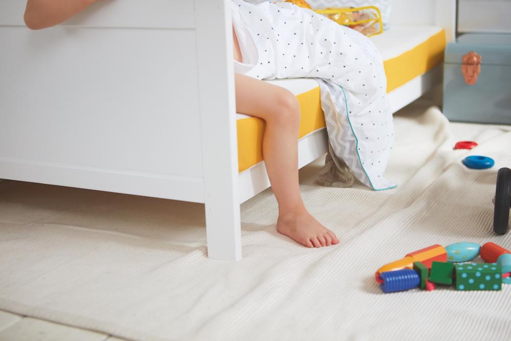 Matras Kind Advies : Nomi relax matras palepink sand bij babyhuis casita