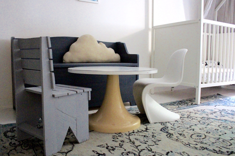INSPIRATIE; MAKE-OVER KINDERKAMER FITZ