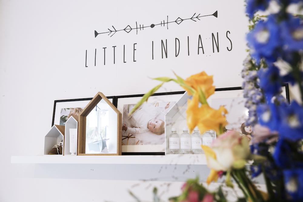 LITTLE INDIANS STUDIO IN ROTTERDAM NU OPEN!