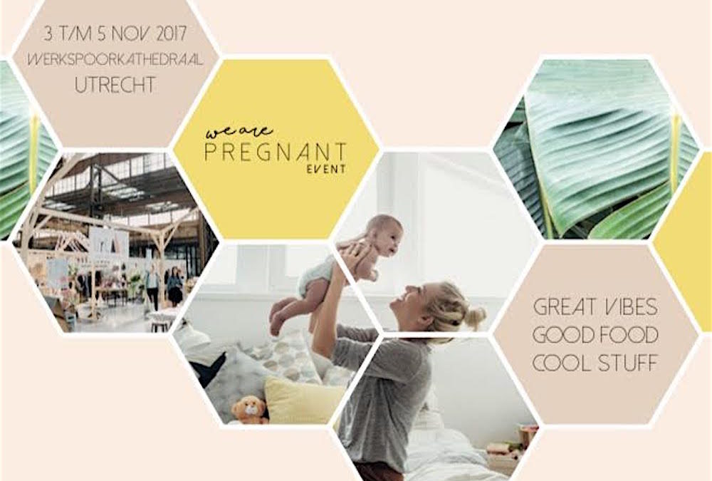 WE ARE PREGNANT EVENT + WIN 2 KAARTEN!