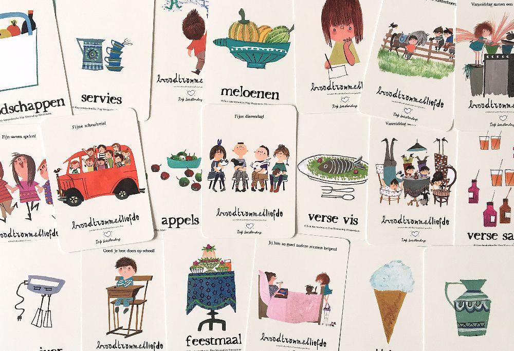 broodtrommelkaartjes