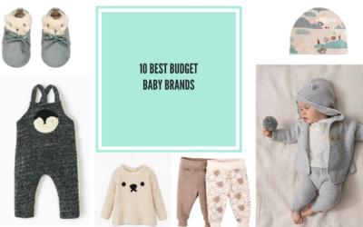 10X DE BESTE BUDGET BABY BRANDS