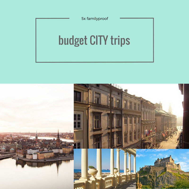 budget citytrip