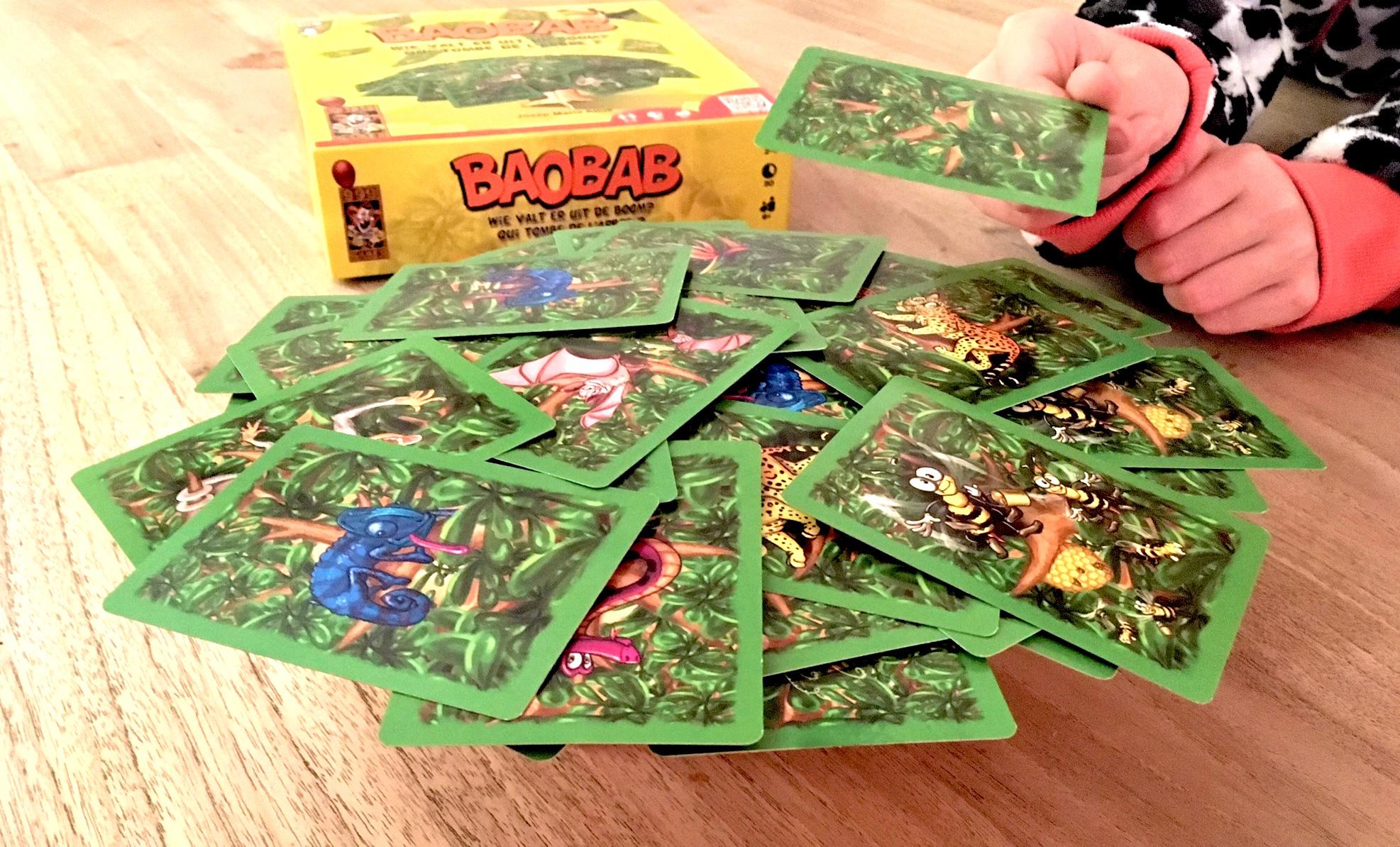 Baobab van Kaat