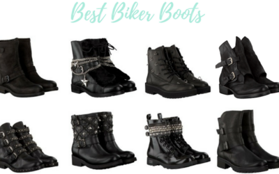 16X BEST BIKER BOOTS FOR MOMS