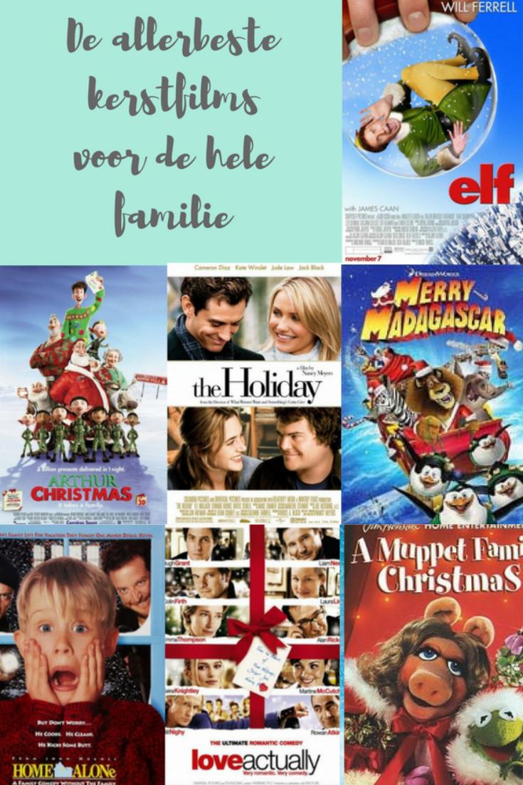 DE ALLERBESTE FAMILIE KERSTFILMS
