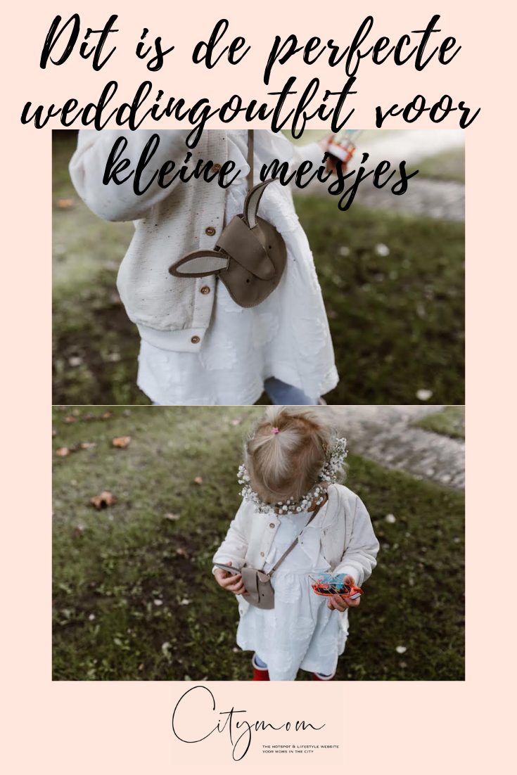 DE PERFECTE WEDDING OUTFIT VOOR KLEINE MEISJES
