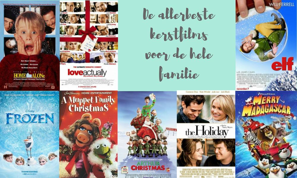 De allerbeste kerstfilms voor de hele familie