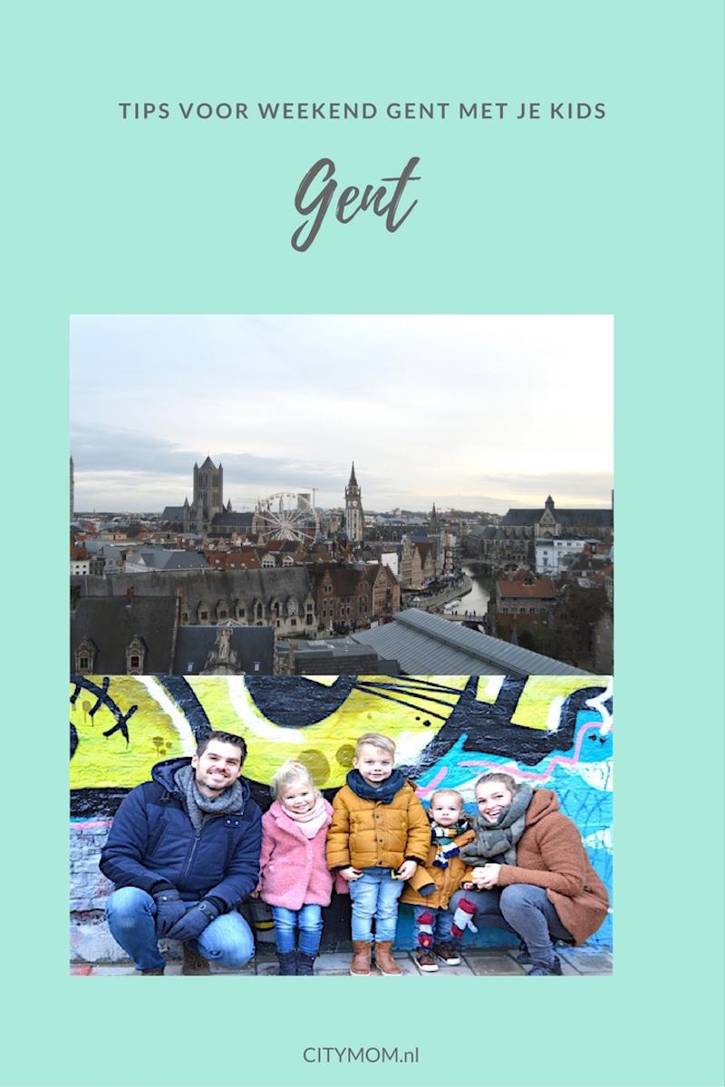 Weekend Gent met kids