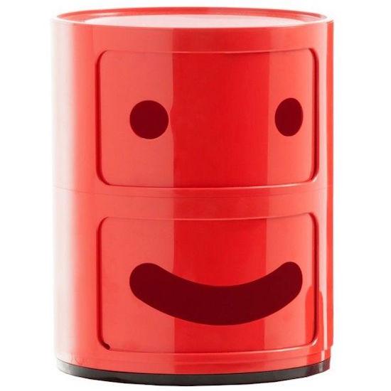 NACHTKASTJE - Kartell Componibili Smile kast