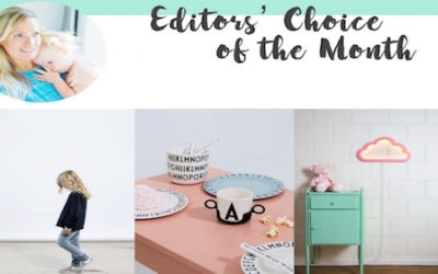 EDITORS' CHOICE OF THE MONTH; APRIL