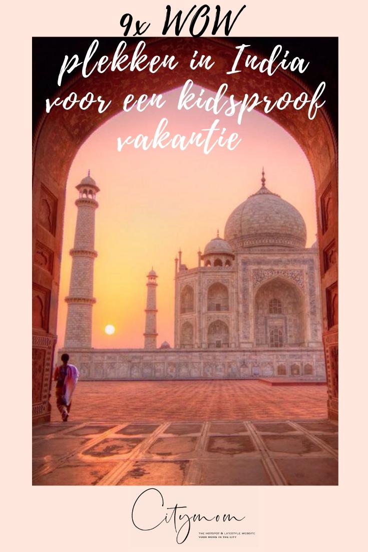 9x plekken in India voor een kindvriendelijke vakantie
