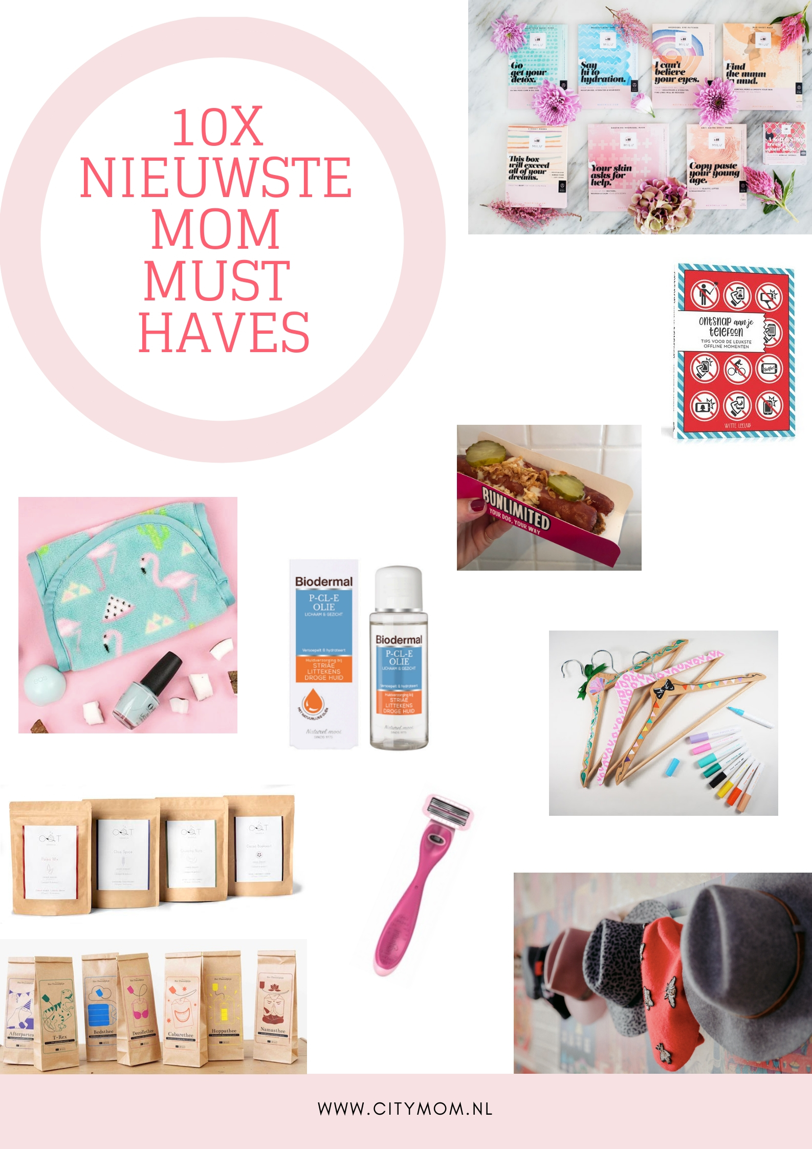 0X NIEUWSTE MOM MUSTHAVES.