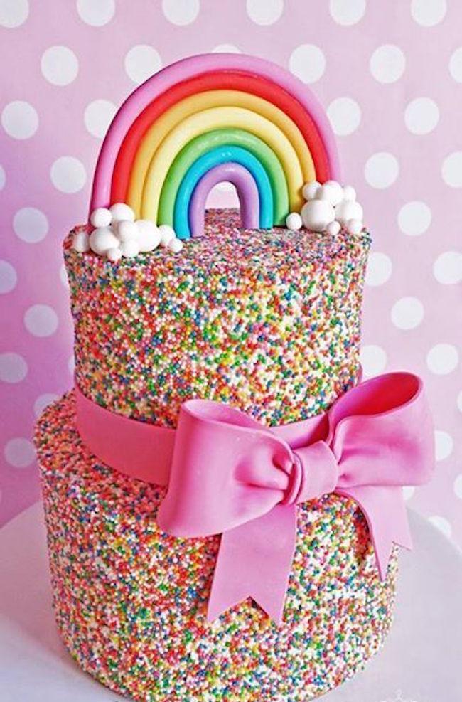 taarten kinderverjaardag