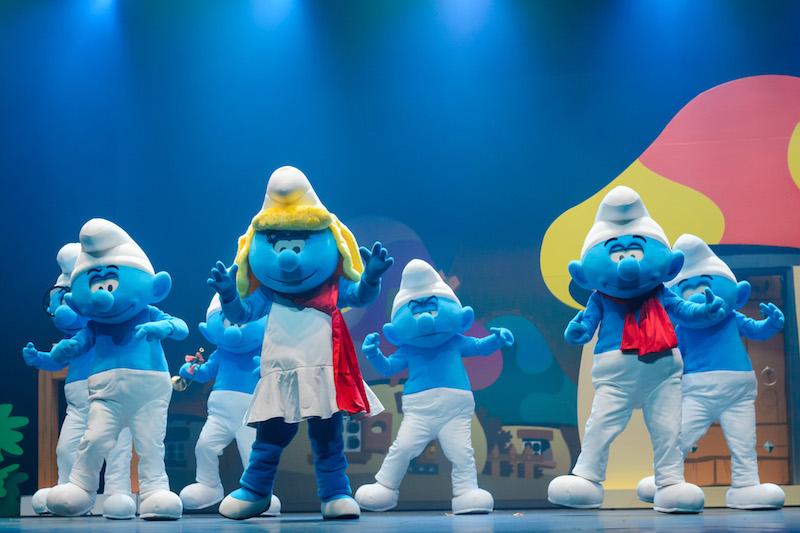 De Smurfen De Musical