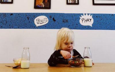 CEREAL & CHILL; HET EERSTE CEREALS CAFE IN AMSTERDAM!