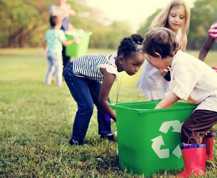 Hoe leer je je kinderen over duurzaamheid