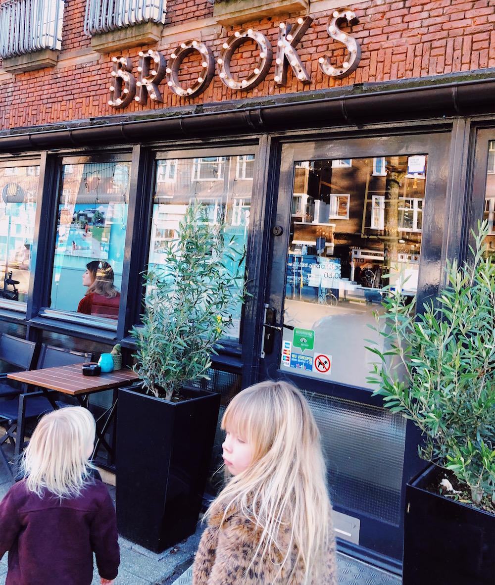 OP ZONDAG BRUNCHEN MET KINDEREN BIJ BROOKS IN AMSTERDAM | CITYMOM.nl
