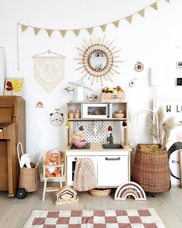 THE COOLEST KIDS ROOMS FROM INSTAGRAM!